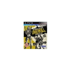 House of the Dead: Overkill (Extended Cut) (PS3)