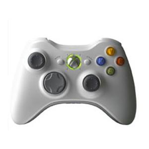 Controller Xbox 360 wireless Bianco (usato)