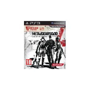 Metal Gear Solid 4 Guns Of The Patriots 25° Anniversary  (usato) (PS3)