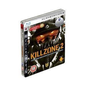 Killzone 2 Edizione limitata Collector's Edition (usato) (PS3)
