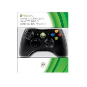 Controller Xbox 360 (wireless)