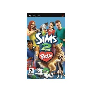 The Sims 2 pets (usato) (PSP)