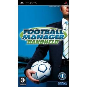 Football Manager Handheld (usato) (psp)