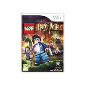 LEGO Harry Potter (wii)