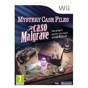 Mystery Case Files Il Caso Malgrave (wii)