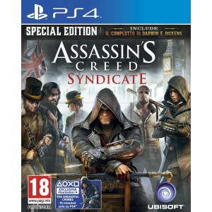 Assassin's Creed: Syndicate (Special Edition) (PS4)