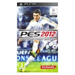 Pro Evolution Soccer 2012 (usato) (psp)