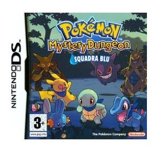 Pokemon Mystery Dungeon Squadra Blu (usato) (DS)