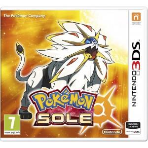 Pokemon Sole (3DS)