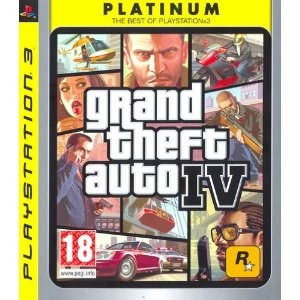 Grand Theft Auto IV (GTA 4) (ps3)