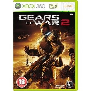 Gears of War 2+ steelbook (usato) (Xbox 360)