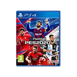 Pro Evolution Soccer PES 2020 (PS4)