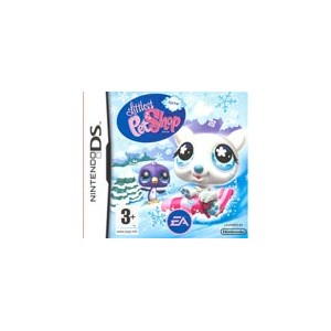 Littlest Pet Shop inverno (usato) (DS)