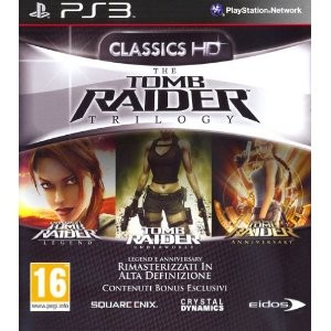 Tomb Raider Trilogy HD Collection (PS3)