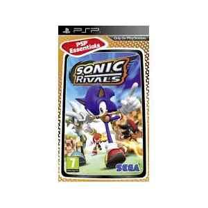 Sonic Rivals (usato) (psp)