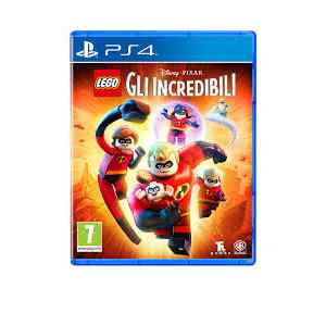 LEGO Gli Incredibili (usato) (PS4)