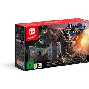 Console Nintendo Switch Monster Hunter Rise