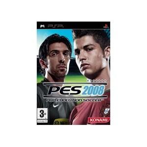 PES 2008 (usato) (psp)